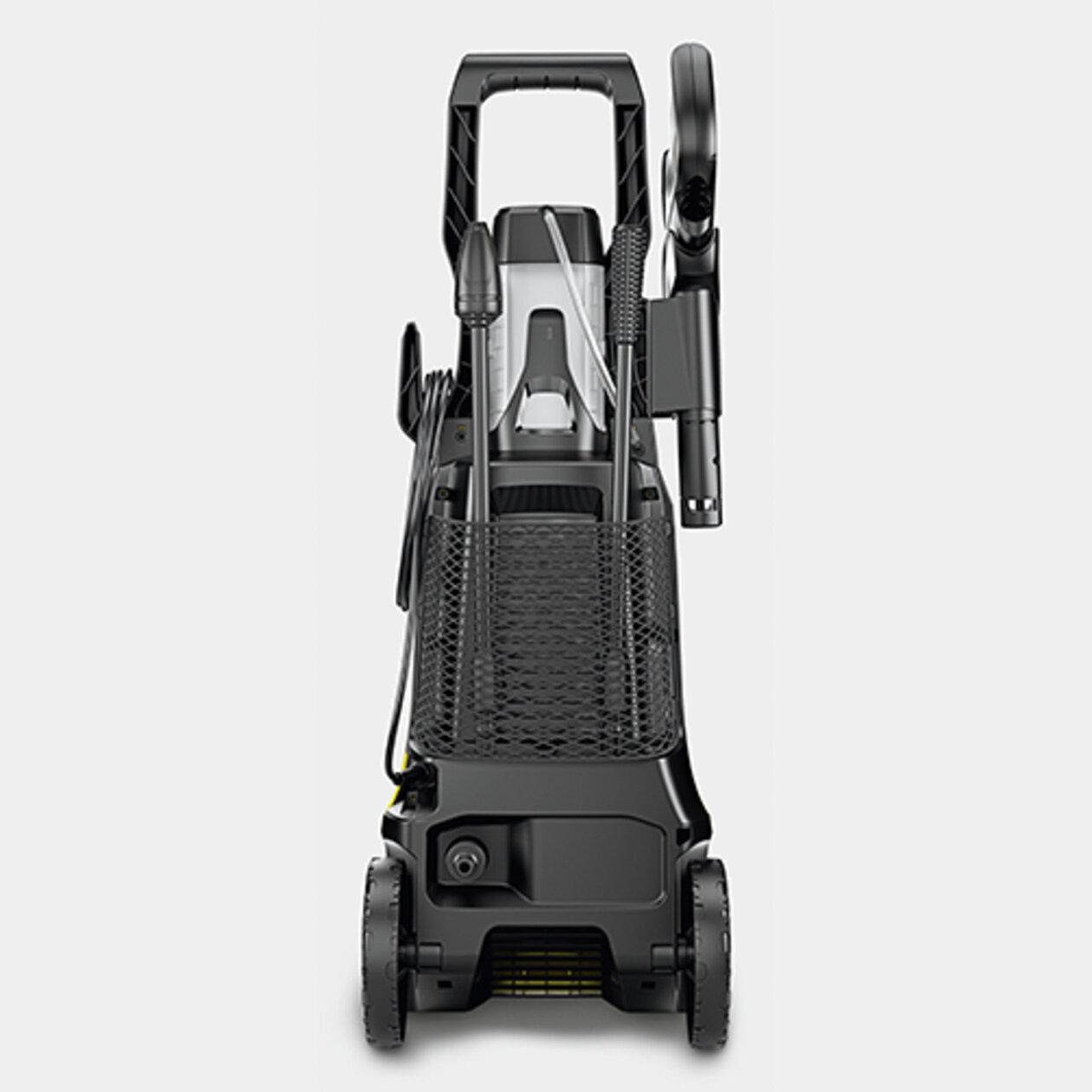 Мини-мойка K 4 Promo Basic Car: Хранение аксессуаров на аппарате