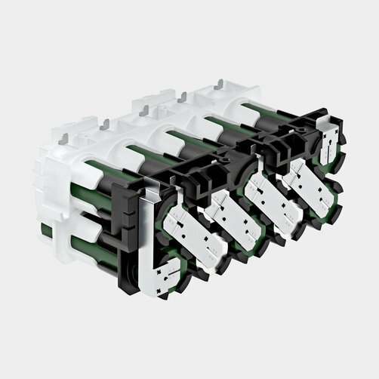 Batéria 18 V/ 2,5 Ah: Výkonné lítium-iónové články