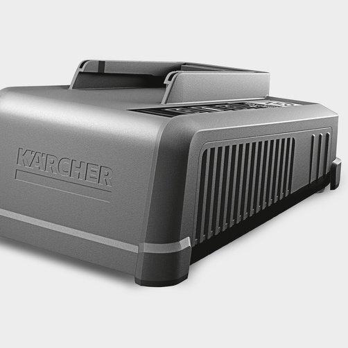Rychlonabíječka 36 V: Moderní, štíhlý a kompaktní design zařízení