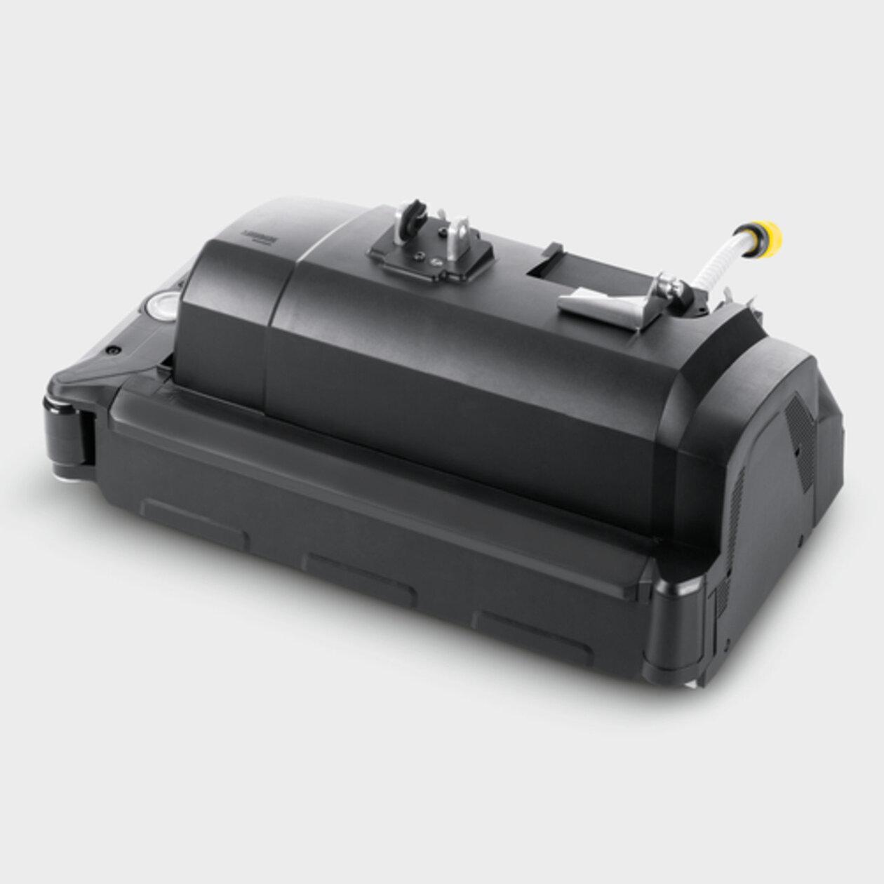 Поломоечная машина B 40 C Ep + R45 + AutoFill: Щеточная головка с роликовыми щетками