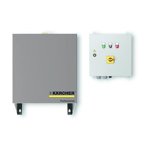 HD 13/12-4 ST: Làm sạch hiệu quả nhờ có nhiệt độ đầu vào cao