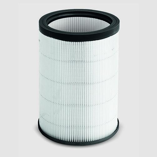 Пилосос сухого і вологого прибирання NT 22/1 Ap Te: Вологостійкий патронний фільтр з поліефірного шовку PES