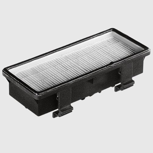 Пылесос сухой уборки T 12/1: HEPA-фильтр для очистки выпускаемого воздуха