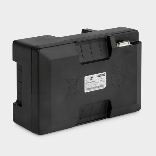 Поломоечная машина BD 38/12 C Bp Pack: Долговечная литий-ионная батарея