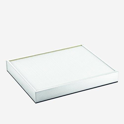 KM 130/300 R Bp: Filtro plegado plano
