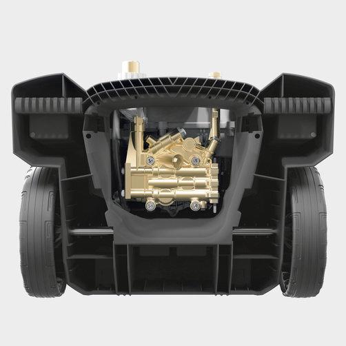 Urządzenie wysokociśnieniowe HD 6/15 M Plus: Wysokiej jakości wyposażenie
