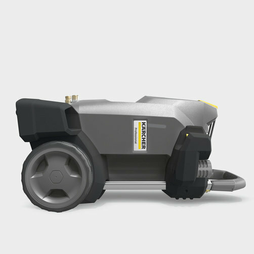 High Pressure Cleaner HD 6/11-4 M Plus: Flexible operation