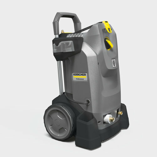 High Pressure Cleaner HD 7/12-4 M Plus: Outstanding mobility