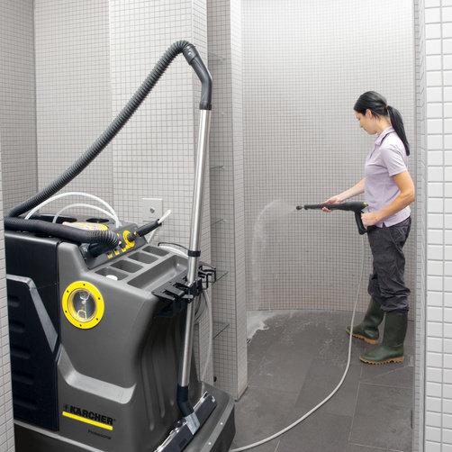 Аппарат высокого давления AP 100/50 M: Очистка высоким давлением