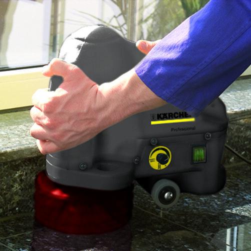 Μηχάνημα καθαρισμού σκαλοπατιών BD 17/5 C: Κατάλληλο για πολυάριθμες χρήσεις