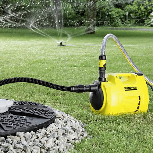 kerti szivattyú BP 3 Garden: Optimális felszívás