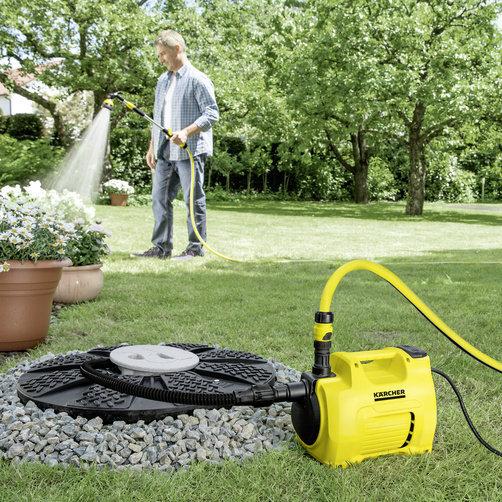 kerti szivattyú BP 3 Garden Set Plus: Azonnal üzemkész