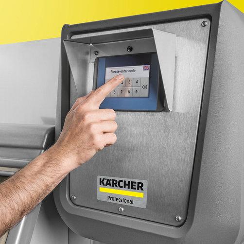 CB 3: Експресно почистване за по-висока пропусквателност на машината