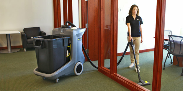 CartVac Commercial Vacuums