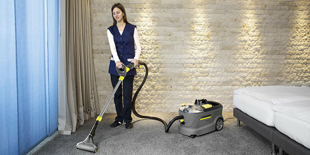 Carpet Extractors & Upholstery Cleaning