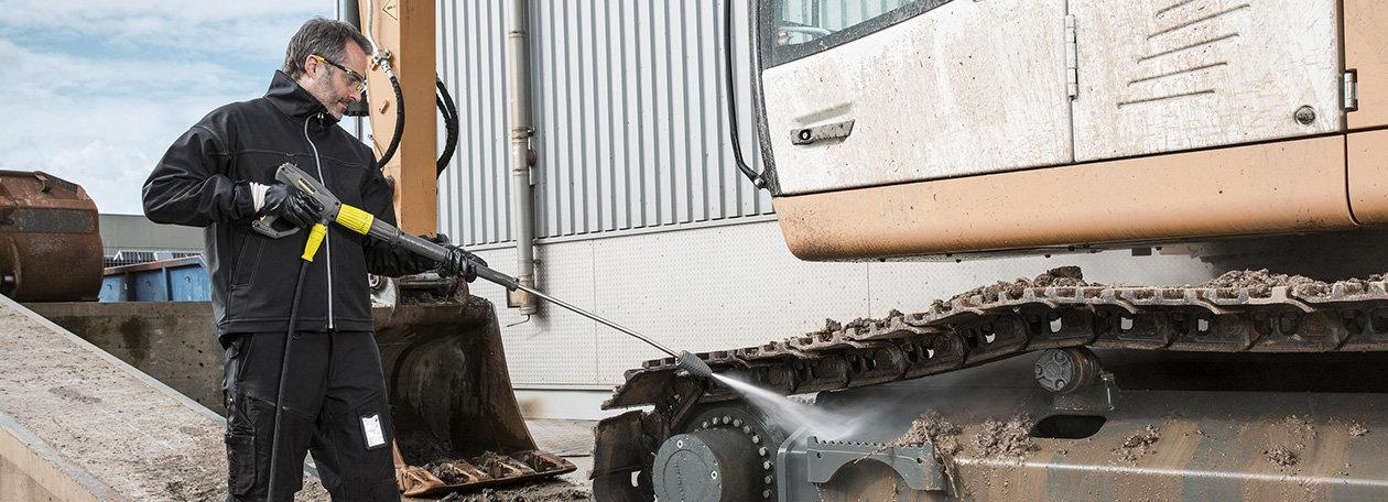 Kärcher Vysokotlaké čištiče bez ohřevu - třída Super - pro náročný, nepřetržitý provoz.