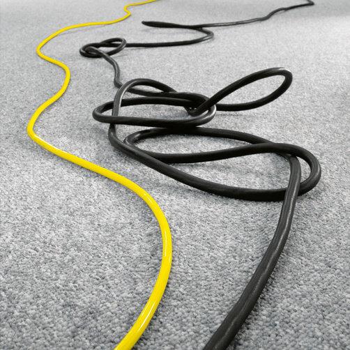 Пылесос сухой уборки T 15/1: Гибкий кабель