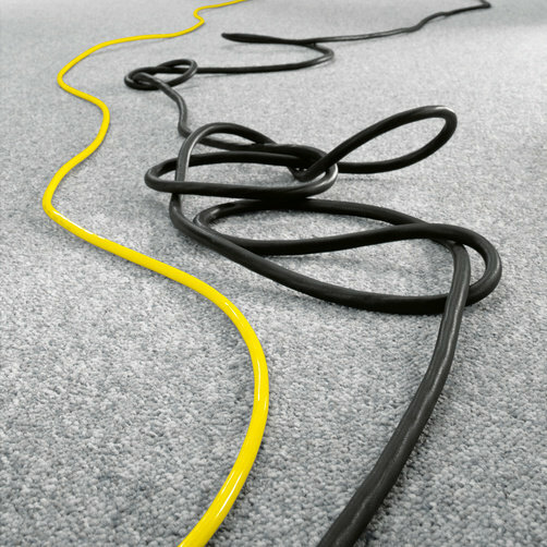 T 15/1: Cable flexible