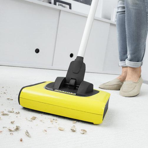Электровеник KB 5: Адаптивная Технология уборки Керхер (Karcher Adaptive Cleaning System)