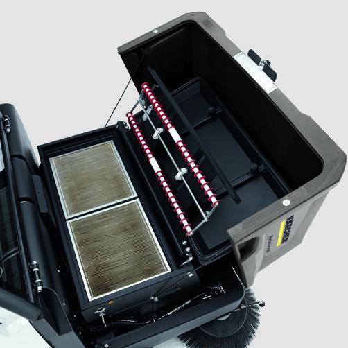 KM 130/300 R D: Αποδοτικό, ανθεκτικό φίλτρο
