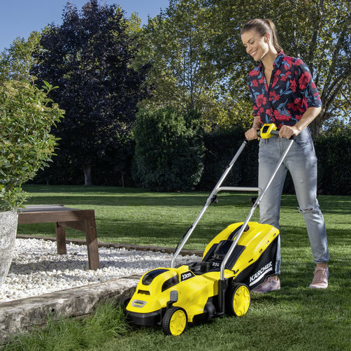 LMO 18 33 edge mowing app 01 CI15502x502 - Cortacésped  KARCHER LMO 18-33 BATTERY.    1.444-400.0
