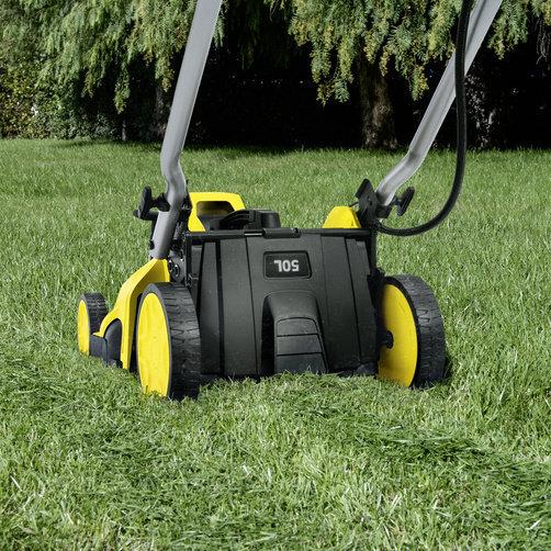 Kosačka na trávu LMO 36-40 Battery: Systém kosenia 2 v 1