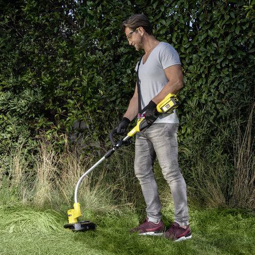 LTR 36 33 tall grass app 01 CI15502x502 - Podadora KARCHER LTR 36-33 BATTERY.     1.444-350.0
