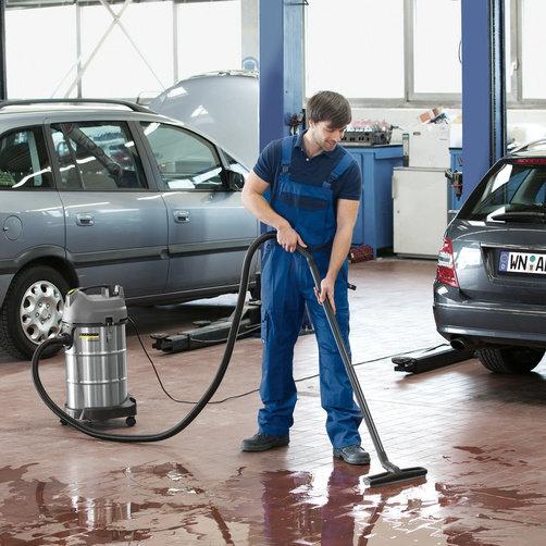 NT 38 1 Me Classic car workshop app 1 CI15502x502 1 - ASPIRADORA KARCHER EN SECO Y HÚMEDO - FILTRO CARTUCHO - NT 20/1 ME CLASSIC EDITION  1.428-548.0