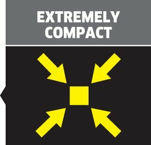 Többfunkciós porszívó WD 1 Compact Battery