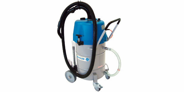 Liquid And Swarf Vacuums Ringler