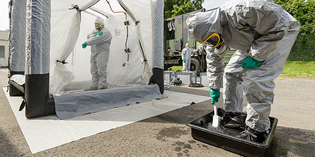 Decontamination and cleaning agents   Futuretech