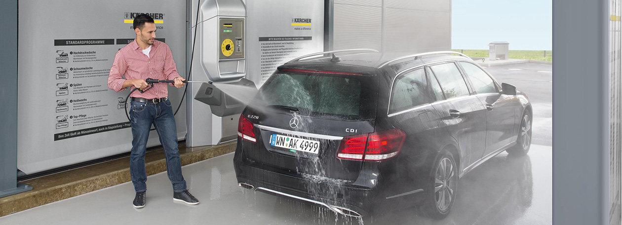Self service washing systems krcher international krcher solutioingenieria Images