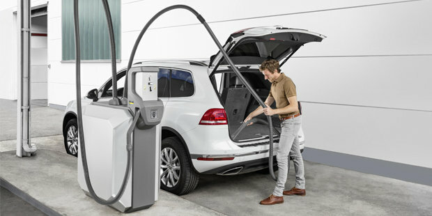 Vehicle cleaning systems | Kärcher International