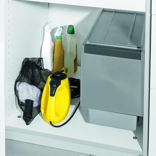 منظف البخار SC 1: صغير ومفيد وسهل التخزين