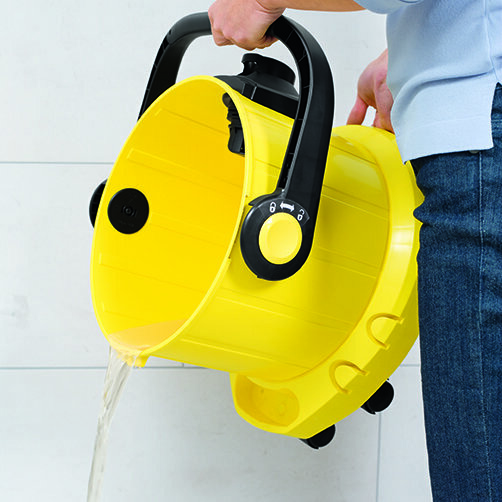 Carpet cleaner SE 4001: 3-in-1 carrying handle