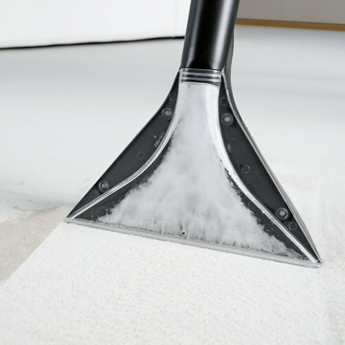 Carpet cleaner SE 4001: Kärcher nozzle technology
