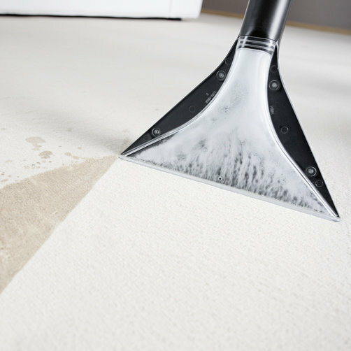 Carpet cleaner SE 6.100: Kärcher nozzle technology