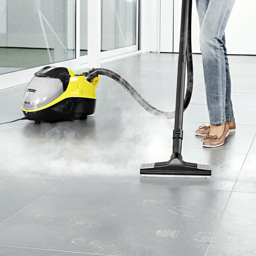 Steam vacuum cleaner SV 7: 3-in-1 device