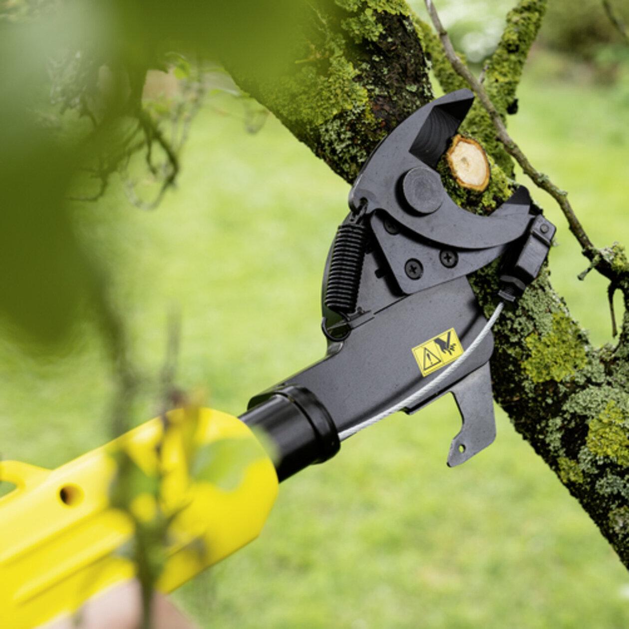 Nůžky na větve TLO 18-32 Battery: Dvojitá čepel