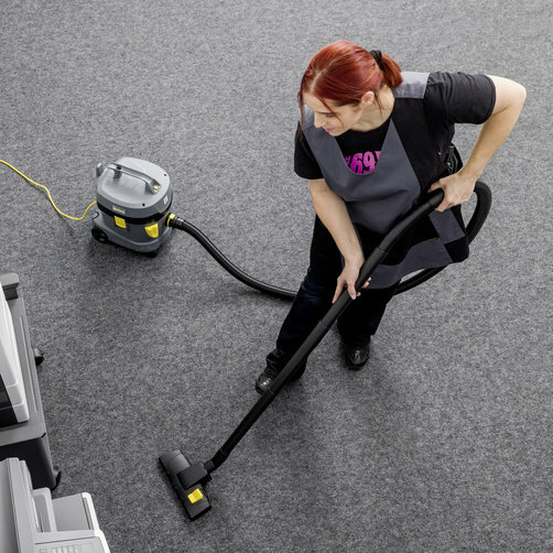 Dry vacuum cleaner T 11/1 Classic HEPA: Very low operating noise of only 61 dB(A)