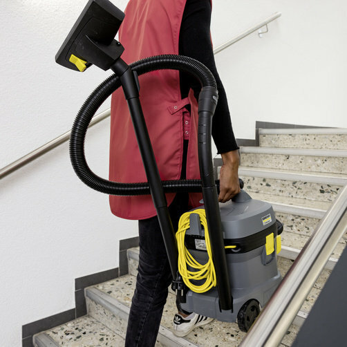 Dry vacuum cleaner T 11/1 Classic HEPA: Low weight