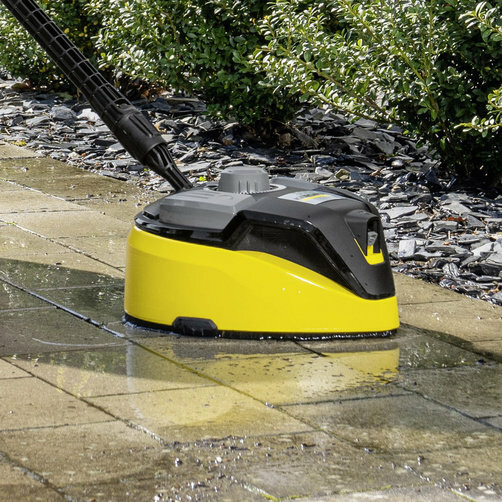 Čistič povrchu T 7 Plus T-Racer: Ochrana proti postříkání