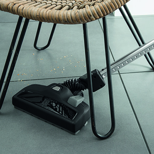 Handheld vacuum cleaner VC 5 Premium: Switchable dry floor nozzle with flexible joint