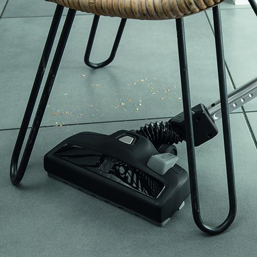 Ручной пылесос VC 5 Premium: Переключаемая насадка сухойуборки с гибким соединением