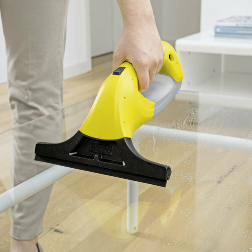 Window cleaner WV 1 Plus: Low weight