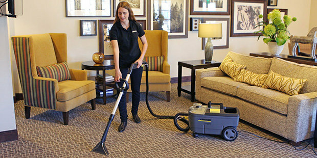 Carpet Extractor & Carpet Cleaning
