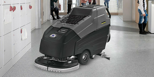 Floor Scrubbers Hard Floor Cleaning Equipment Windsor - Floor scrubers