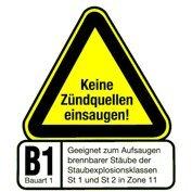 Безопасный пылесос NT 80/1 B1 M