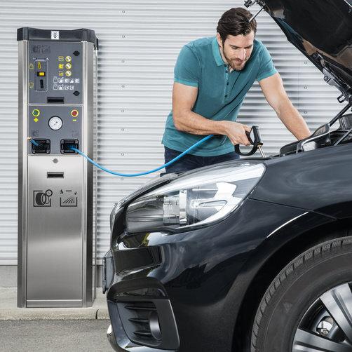 automotive AWT water forecourt app 1 CI15502x502 - TORRE DE AIRE Y AGUA AUTOSERVICIO KARCHER AWT Fp 1.534-903.0