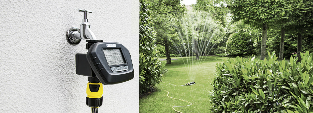 Automatic Watering Kärcher International, Garden Hose Timers